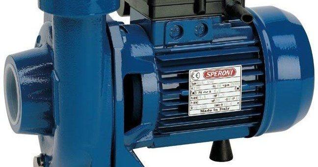 Quels sont les différents types de pompe à eau ?