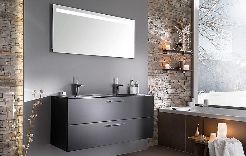 Salle de bain – quel style adopter pour qu\'elle soit plus agréable ...