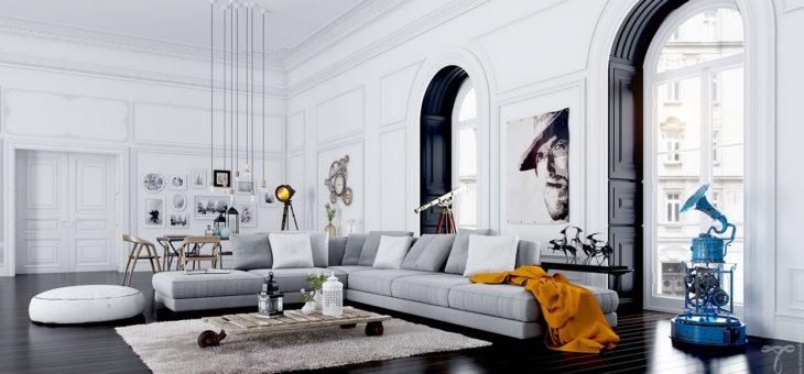 Moulure plafond LED : la nouvelle tendance d'éclairage