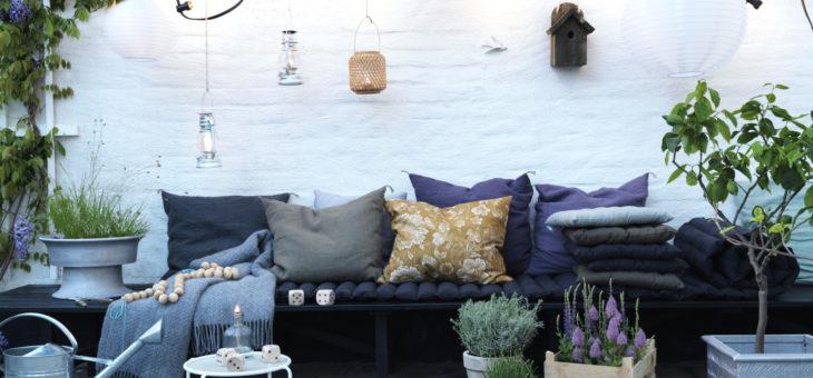 Déco jardin : adopter le style bohème sur la terrasse