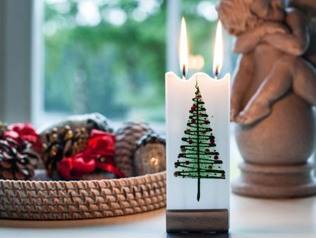 Les bougies décoratives, l'incontournable pour chaque occasion