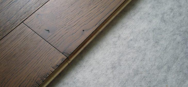 Comment poser un parquet contrecollé ?