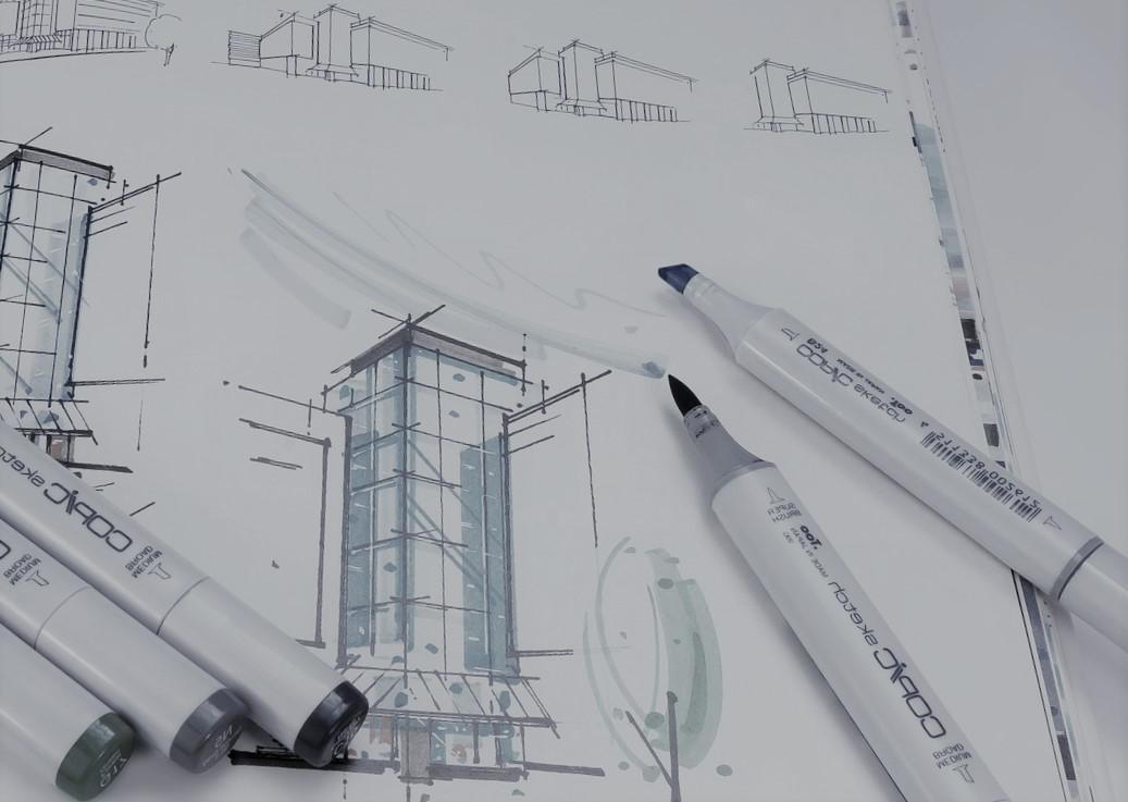 Le métier d'architecte vu par Jimmy Parat