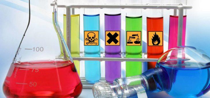 Ce qu'il faut savoir sur les produits chimiques