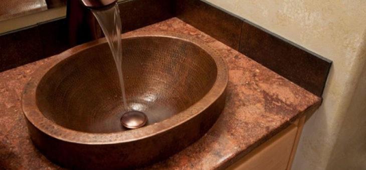 Ajouter du luxe à votre décor avec du cuivre