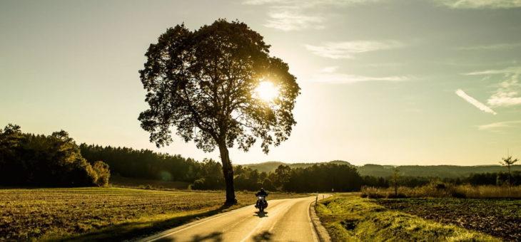 Planez comme jamais sur votre moto en road trip