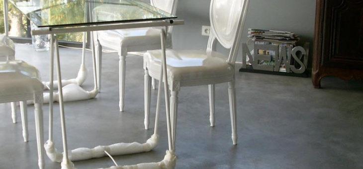 Pourquoi choisir le béton ciré pour le revêtement d'intérieur?