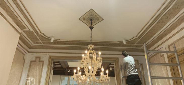 Décoration d'intérieur : pourquoi opter pour la peinture décorative ?